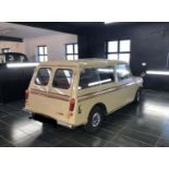 1973 MINI CLUBMAN ESTATE, 39,000 MILES, AFRICA IMPORT, PRISTINE CONDITION, FULLY ORIGINAL CAR NO VAT