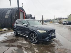 2018 VOLVO XC90 T8 R-DESIGN TWIN ENGINE AWD, 29,197 MILES, 360 CAMERAS, *NO VAT*