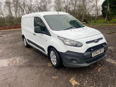 2015/64 REG FORD TRANSIT CONNECT 240 1.6 DIESEL WHITE PANEL VAN, SHOWING 0 FORMER KEEPERS *PLUS VAT*