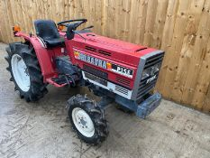 SHIBAURA P15F 4WD COMPACT TRACTOR *PLUS VAT*