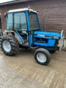FORD 1920 4WD COMPACT TRACTOR, ROAD REGISTERED, STARTS FIRST TURN OF THE KEY *PLUS VAT*