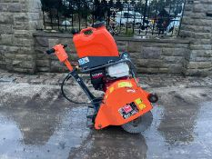 2020 Belle 350X Duo Floor Saw Runs And Works Honda GX390 Engine Done Little Work *NO VAT*