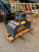 BRAND NEW AND UNUSED MUSTANG ROTATING GRAPPLE GRP150CH, SUITABLE FOR EXCAVATOR *PLUS VAT*