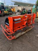 WIEDENMANN G6/160 TERRA SPIKE, UNTESTED, SUITABLE FOR TRACTOR *PLUS VAT*