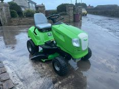 Viking MT4097 SX Ride On Mower Runs Drives And Cuts Clean Machine Sold New In 2016 *NO VAT*