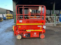 SNORKEL S1930E ELECTRIC SCISSOR LIFT, COUNTAX C600H MOWER, MINI DIGGER,9CT GOLD CUBAN LINK BRACELET, YAMAHA R6 BIKE & MORE Ends TUESDAY FROM 7PM