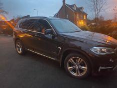 2013/63 REG BMW X5 XDRIVE30D SE AUTO 3.0 DIESEL AUTO, SHOWING 1 FORMER KEEPER *NO VAT*