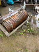 4ft roller to suit tractor / quad etc *PLUS VAT*
