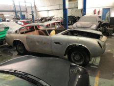 1967 ASTON MARTIN DB6 MK1 Original Rhd DB6 - parts in rear *NO VAT* - more photos added