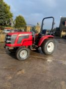 Siromer RD254-A Compact Tractor Runs And Drives 4WD Grass Tyres Canopy *PLUS VAT*