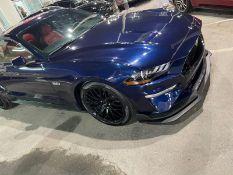 2019 mustang gt 5.0 V8 Shelby body kit 15,000 km. Uk mid February. With nova *PLUS VAT*