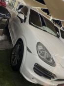 2014 - 45,000 miles Porsche Cayenne cayenne S 4.8 V8 *PLUS VAT*