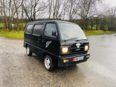 1995 SUZUKI CARRIER, 995CC, TAXED, ON ISLE OF MAN PLATES WITH FULL LOG BOOK *NO VAT*