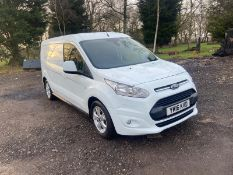 2016/16 REG FORD TRANSIT CONNECT 240 LIMITED 1.5 DIESEL LWB PANEL VAN, SHOWING 2 FORMER KEEPERS