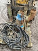 3 phase Flyte 6 inch submersible pump. Untested *PLUS VAT*