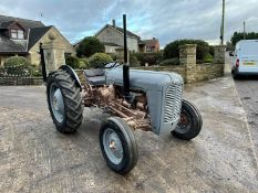 MASSEY FERGUSON 35 COMPACT TRACTOR, GREAT CONDITION, RUNS AND DRIVES *PLUS VAT*