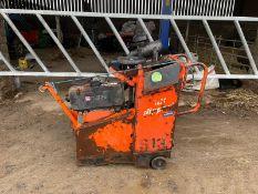 2008 SAINT-GOBAIN/NORTON CSB1 FLOOR SAW, HATZ DIESEL ENGINE *NO VAT*