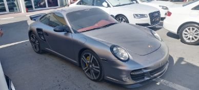 2010 PORSCHE 911 TURBO PDK 65,000 KM - CAN SELL VAT FREE FOR EXPORT