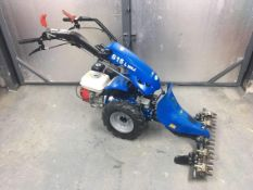 2019 BCS 615 L MAX WALK BEHIND PEDESTRIAN MULTI TOOL, RUNS, DRIVES AND WORKS *NO VAT*