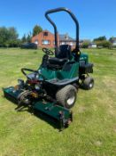 2009/09 REG HAYTER LT324 RIDE ON LAWN MOWER, 4 WHEEL DRIVE, HYDROSTATIC DRIVE *PLUS VAT*