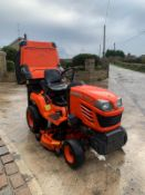 KUBOTA G23 RIDE ON LAWN MOWER, RUNS, DRIVES AND CUTS, CLEAN MACHINE *PLUS VAT*