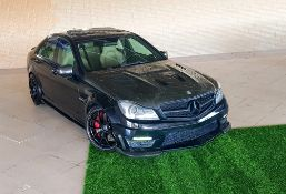 2013 C63 68,000 km Or can export vat free. Will arrive uk early March.