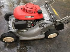 HONDA HRB 476C WALK BEHIND PUSH MOWER, YEAR 2000, POWER: 3.5 KW, WEIGHT 43 KG *NO VAT*
