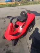 CASTLEGARDEN F72 RIDE ON LAWN MOWER WITH REAR COLLECTOR, YEAR 1998, 5.2KW, 163 KG *NO VAT*
