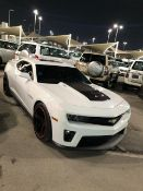 2013 Chevrolet Comaro genuine ZL1 not fake kit 55,000 km Or can export vat free.