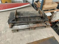 TELEPORTER MATBRO (CONE) TO MANITOU CONVERSION HEAD *PLUS VAT*
