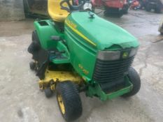 JOHN DEERE DIESEL GX355 RIDE ON DIESEL LAWN MOWER, DELIVERY ANYWHERE UK £150 *PLUS VAT*