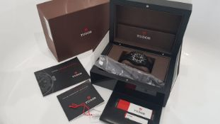 TUDOR BLACK BAY DARK 41mm M79230DK-0008 Heritage Mens Watch *NO VAT*