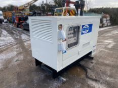 2004 FG WILSON 60KVA GENERATOR, 4400 HOURS, ENGINE STARTS AND RUNS VERY WELL *PLUS VAT*