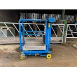 2010 POWERTOWER NANO ELECTRIC SCISSOR LIFT, GOOD CONDITION, ALL WORKS *PLUS VAT*