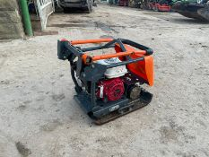 2018 BELLE PCX 13/40 WACKER PLATE, RUNS AND WORKS, IN USED BUT GREAT CONDITION *NO VAT*