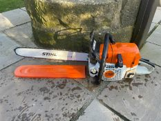 STIHL MS362C CHAINSAW, RUNS AND WORKS, IN USED BUT GREAT CONDITION, BAR COVER IS INCLUDED *NO VAT*