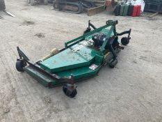MAJOR GRASSCARE MOWER, 5 BLADE MOWER, IN USED BUT GOOD CONDITION *NO VAT*