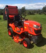 2015 KUBOTA G23-II RIDE ON MOWER, RUNS, DRIVES AND CUTS, EX DEMO CONDITION, LOW 200 HOURS *PLUS VAT*