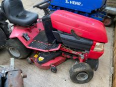 WESTWOOD PETROL RIDE ON MOWER, DELIVERY ANYWHERE UK £150 *PLUS VAT*