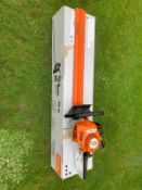 "Brand New And Unused, Stihl HS45 Hedge Trimmer, 24"" Blade, C/W Manual And Blade Cover *NO VAT*"