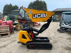 2019 JCB HTD-5 TRACKED DUMPER, RUNS, DRIVES AND TIPS, IN USED BUT GREAT CONDITION *PLUS VAT*