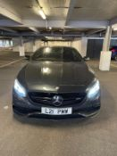 2014 MERCEDES AMG S63 COUPE - NO VAT ON HAMMER 41,500 miles ONLY! FSH