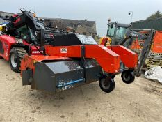 2011 SUTON FSC7 SWEEPER BUCKET, IN USED BUT GOOD CONDITION *PLUS VAT*