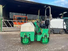 2007 TEREX TV800KRF ROLLER, RUNS, DRIVES AND VIBRATES, IN USED BUT GOOD CONDITION *PLUS VAT*