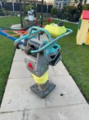2017 AMMANN ACR 68 TRENCH RAMMER, RUNS AND WORKS, SOLD NEW IN 2018 *NO VAT*