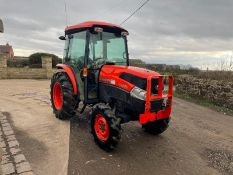 2013 Kubota L4240 Tractor Runs And Drives In Good Condition 4x4 Low 2480 Hours!*plus vat*