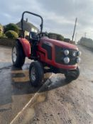 SIROMER RD254-A COMPACT TRACTOR, RUNS AND DRIVES, IN USED BUT GOOD CONDITION *PLUS VAT*