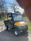 JCB WORKMAX 800D ROAD REGISTERED, 46 RECORDED HOURS FROM NEW *PLUS VAT*