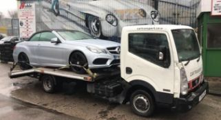 2015/65 NISSAN NT400 CABSTAR RECOVERY / TRANSPORTER 3.5T