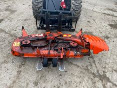 """Kubota RC54-24B Deck 54"""" Deck In Used But Good Condition *NO VAT*"""